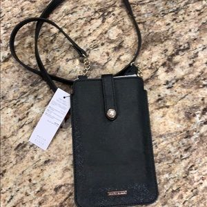 White House Black Market phone carry case